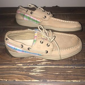 Sperry top sider- size 4.5 in girls